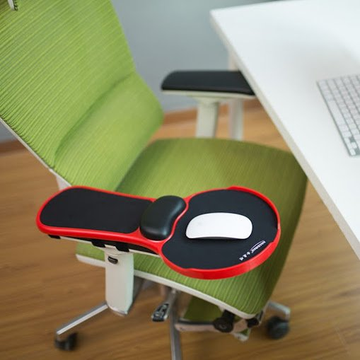 Mouse Pad Arm-Stand Desk,