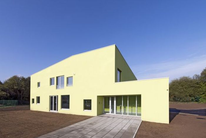 Nursery in Lessines By ARJM Architeture
