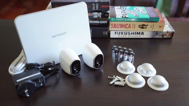 Security Camera for Smarthome