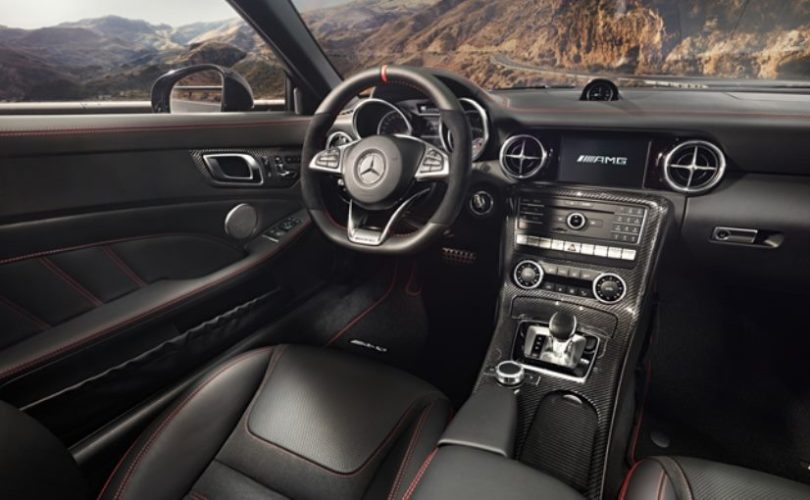 mercedes-amg-slc-43-interior-price-in india