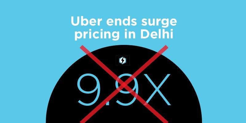 surge pricing,