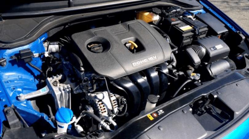 2017 Hyundai Elantra Engine
