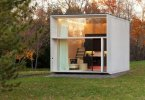 prefabricated house,