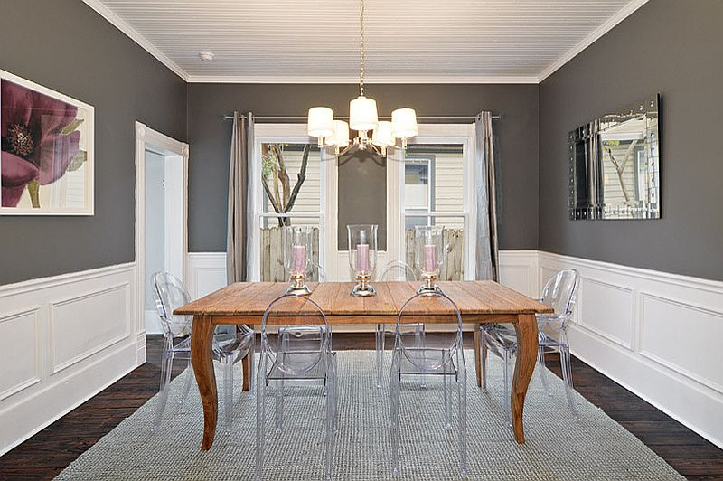 Best Gray Dining Room Paint Colors, Dining Room Wall Colors