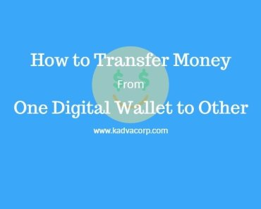 transfer money from PayTm to other mobile wallet, transfer money from one mobile wallet to another wallet,