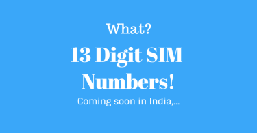 13 digit m2m, 13 digit mobile numbers, 13 digit sim numbers,