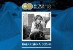 Balkrishna Doshi,
