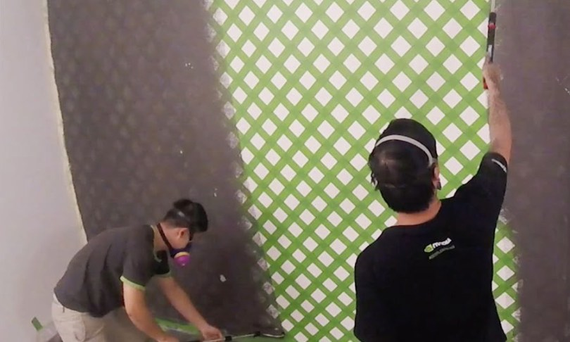 Smart Wall Paint, Interactive walls, conductive paint, smart wall, home automation, What is conductive paint? How does conductive smart wall paint works? Capacitive sensing, Electromagnetic (EM) sensing,