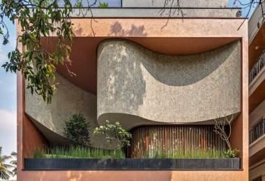 Badari Residence, Cadence Architects, kadvacorp, modern house, house interior, Indian House Architecture,