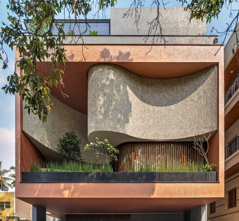 Badari Residence, Cadence Architects, kadvacorp, modern house, house interior, Indian House Architecture,