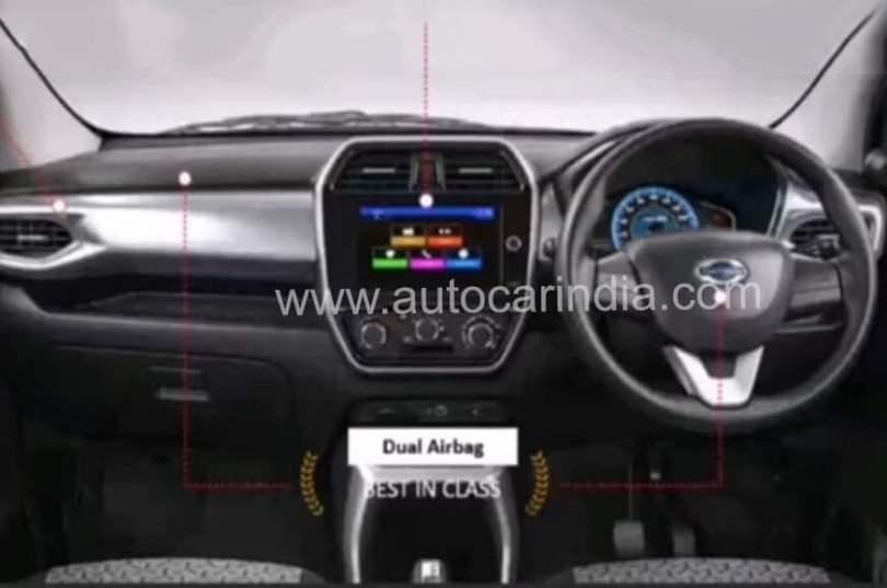 Datsun Redi-go features,
