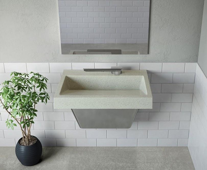 Touch free faucet, touchless faucet, automatic faucet,