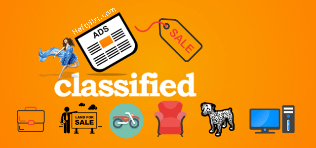 Ultimate List Of 50+ Free Classified Sites In India
