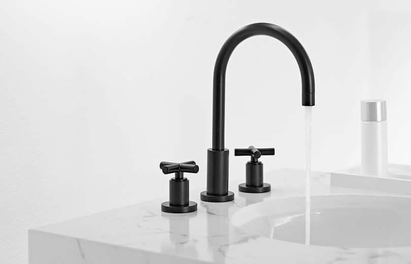 Bathroom Fittings, TARA Range by Dornbracht,