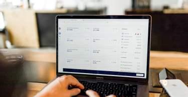 Cryptocurrency Trading Platform,