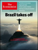 The Economist : Brazil Takes Off