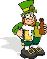 St.Patrick's Day In Dublin.