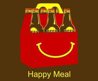 Irish Happy Meal.