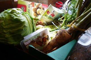 Irlanda para Vegetarianos.