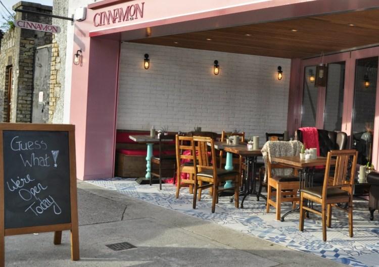 Cinnamon Cafe Monkstown
