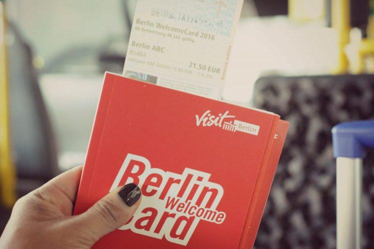 Como usar o transporte público em Berlin
