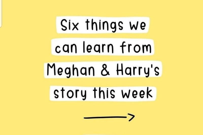 Meghan & Harry Interview Oprah