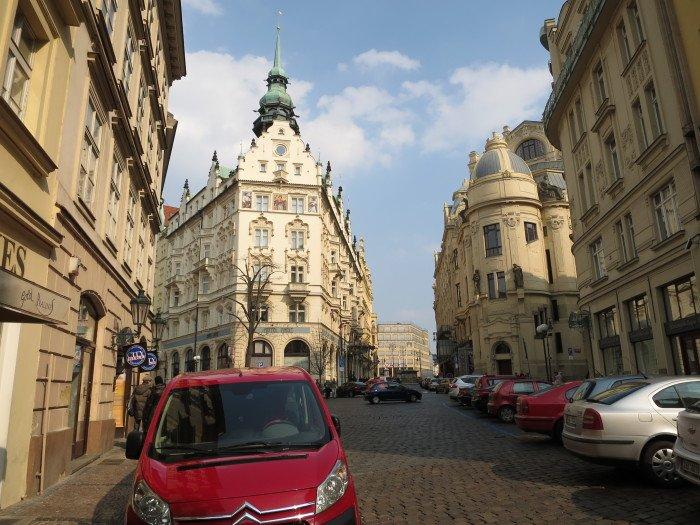 Yoga in Prag