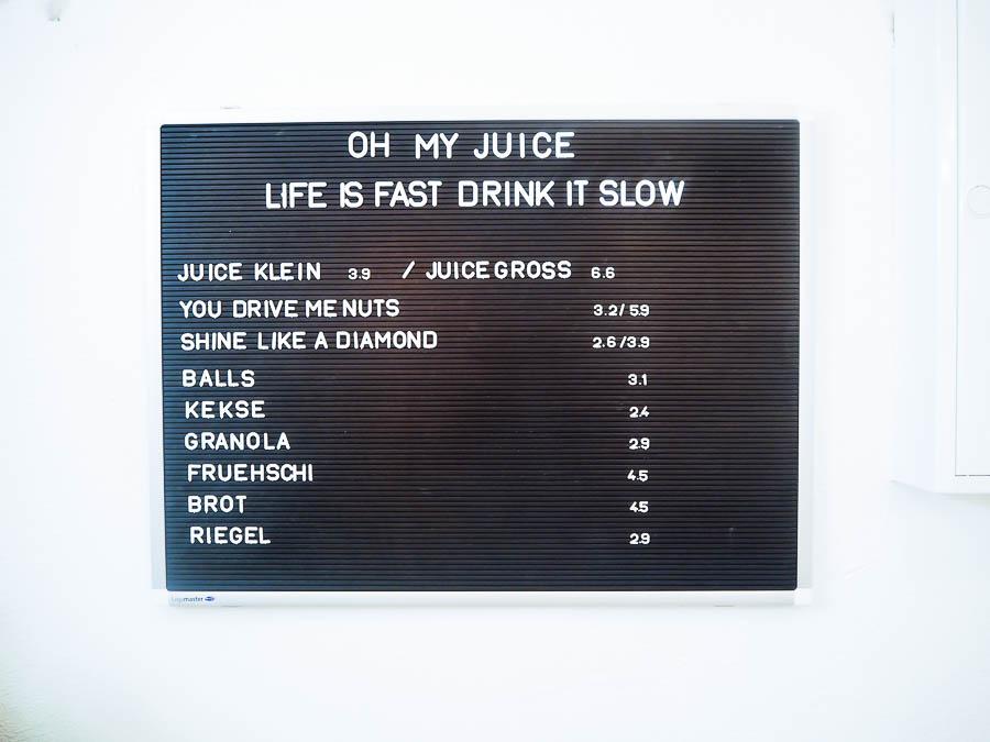 Oh My Juice