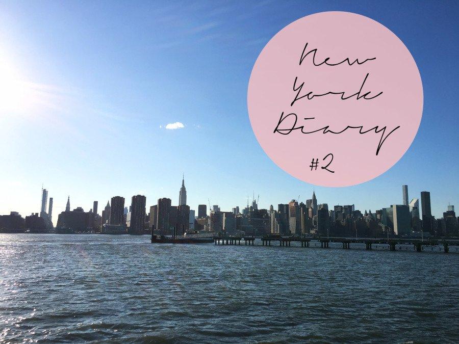 new york diary #2