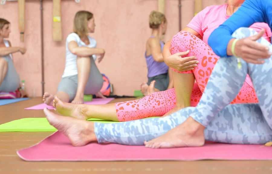 YogaEasy.de Allstars Yoga Retreat