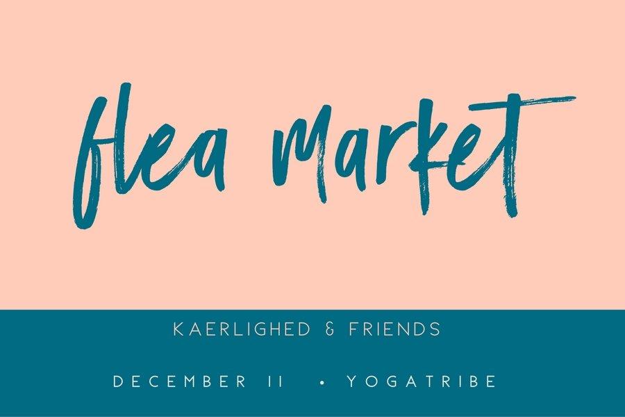 Yoga Flohmarkt