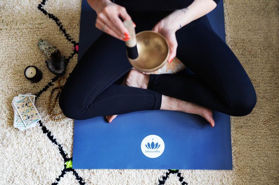 Lotoscrafts Yogamatte