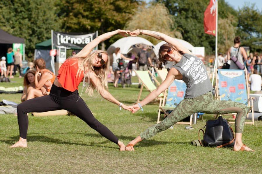Copenhagen Yoga Festival 2017