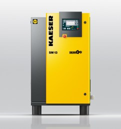 sm series rotary screw compressors are powerful quiet efficient and exceptionally service friendly in addition to the standard models versions featuring  [ 2076 x 2929 Pixel ]