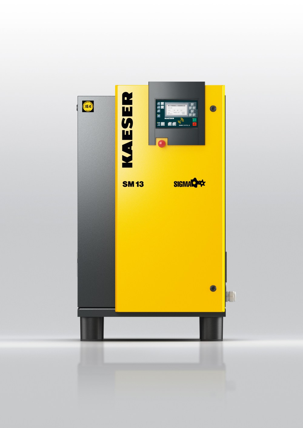 medium resolution of sm series rotary screw compressors are powerful quiet efficient and exceptionally service friendly in addition to the standard models versions featuring
