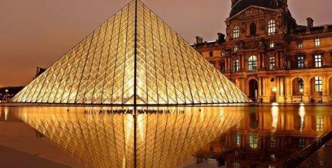 En Doğru Zamanda Orada Olmak  Louvre