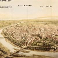 Valencia, hace 200 años - La Muralla -1808