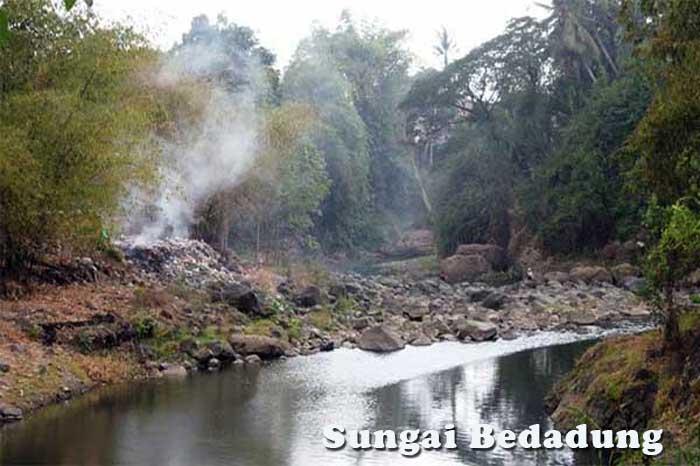 sungai Bedadung, jember