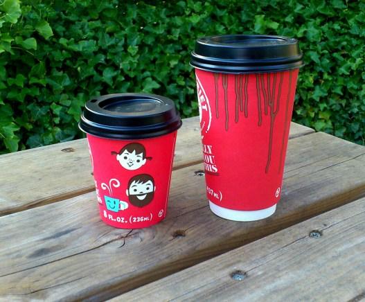 Risteriet togo kopper © Kaffebloggen.dk