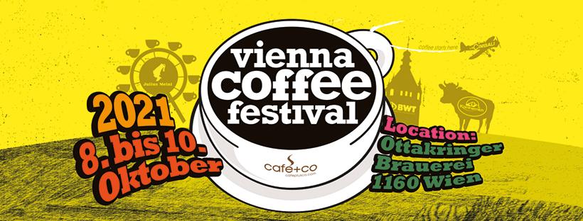 Vienna Coffee Festival 2021