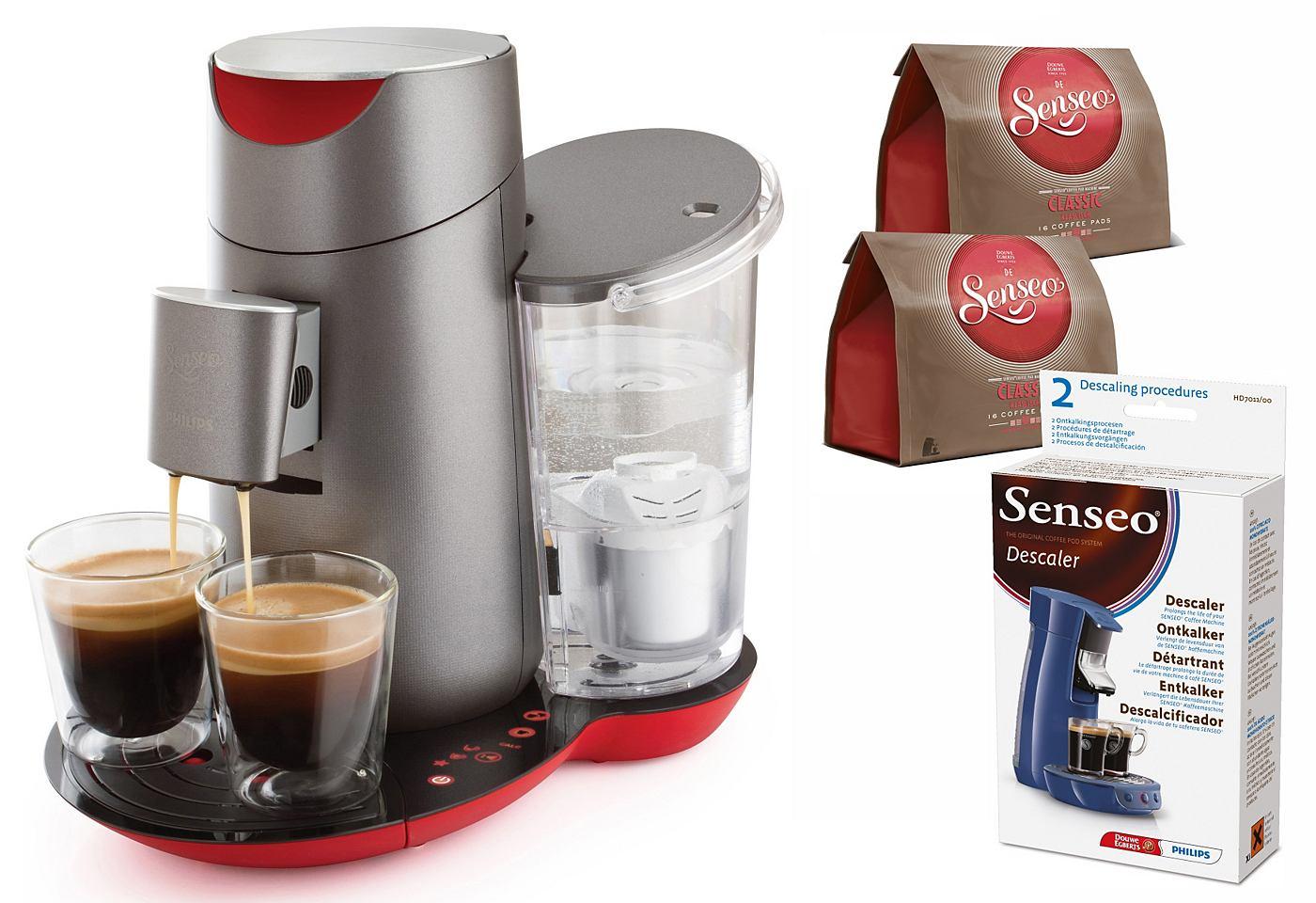 Philips Kaffeepadmaschine «Senseo® Latte Select Hd7854»
