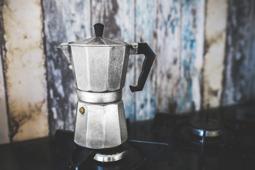 espressokocher test