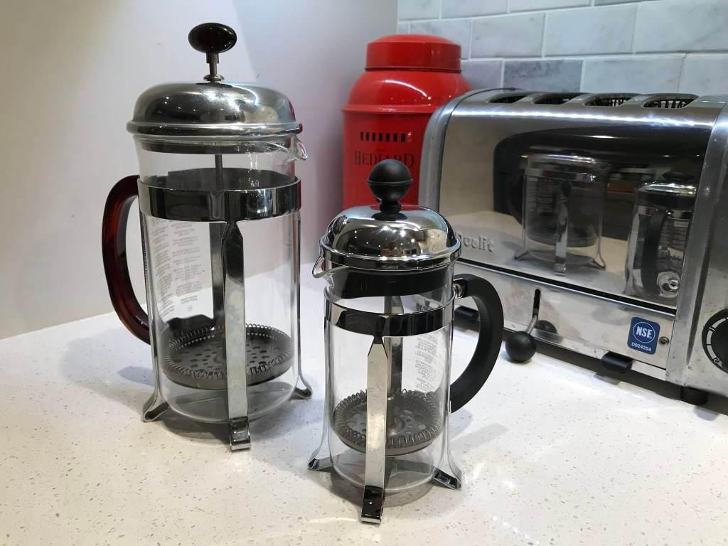 kaffeepresse größen