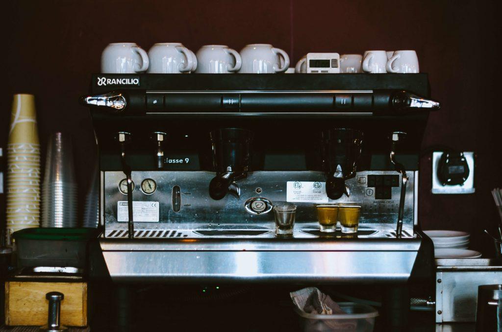 heizsystem espressomaschine