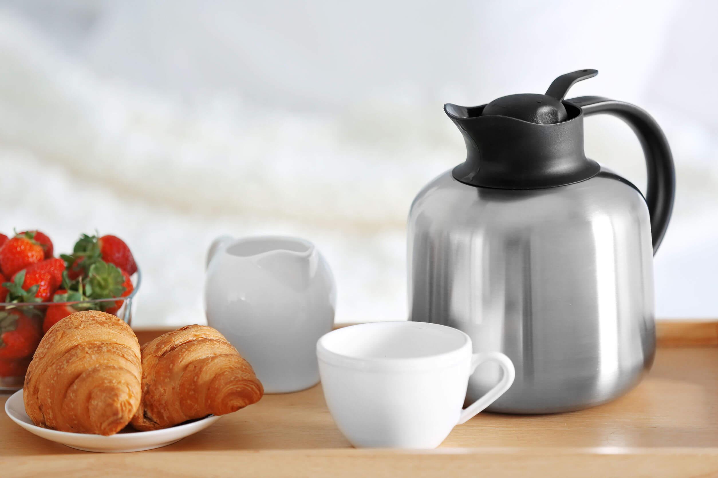 kaffeemaschine mit thermoskanne test