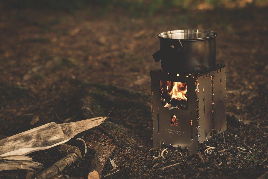 campingkocher kaffee