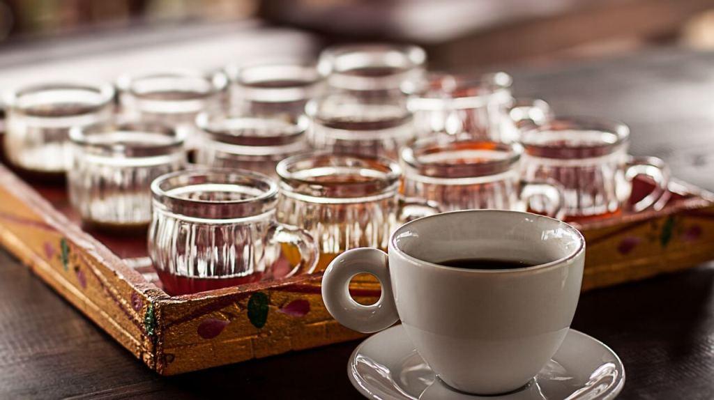 kaffeeprobe