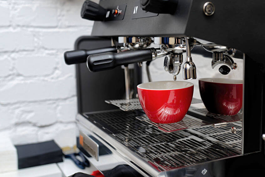 espressomaschine header
