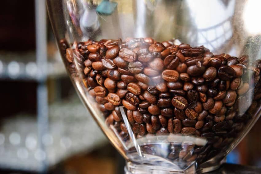 single kaffeemaschine mahlwerk