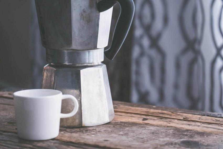 induktion espressokocher